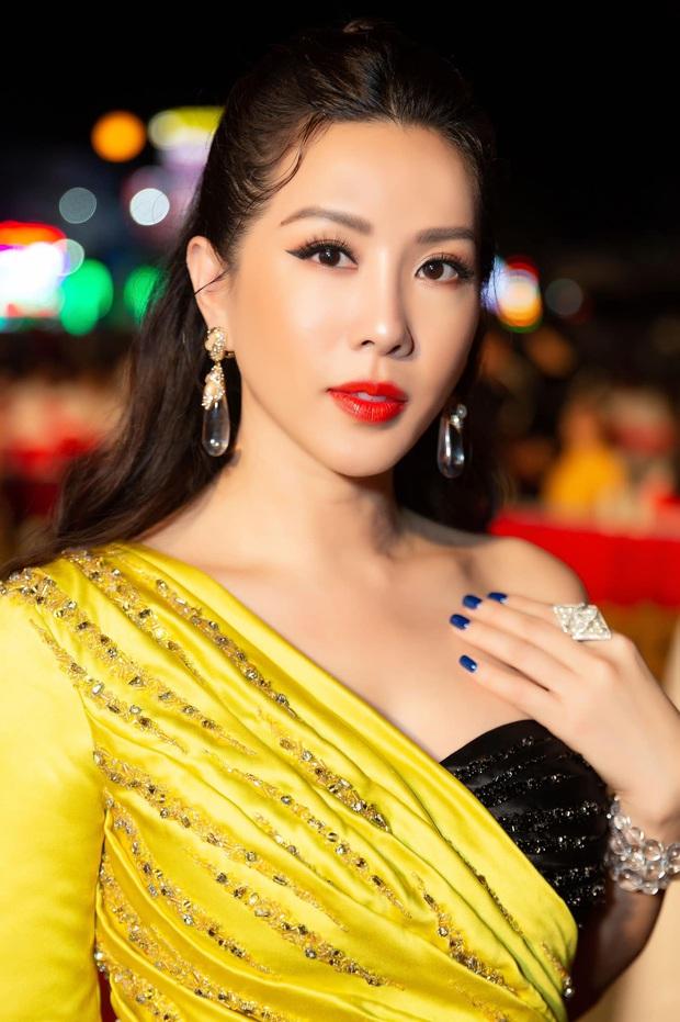 Mina Phạm bị phát hiện dùng status của hoa hậu Thu Hoài không ghi nguồn, đại gia Minh Nhựa phải vào chữa cháy giúp vợ - Ảnh 4.