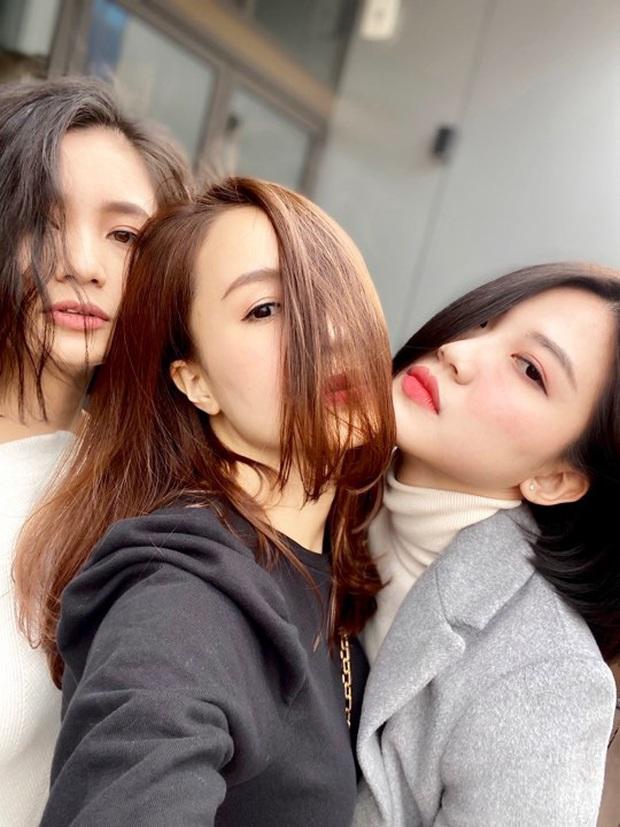 3 nữ chính Hoa hồng trên ngực trái gây sốt vì hội ngộ: Nhan sắc thế này, ai ngờ hơn kém nhau cả chục tuổi? - Ảnh 2.