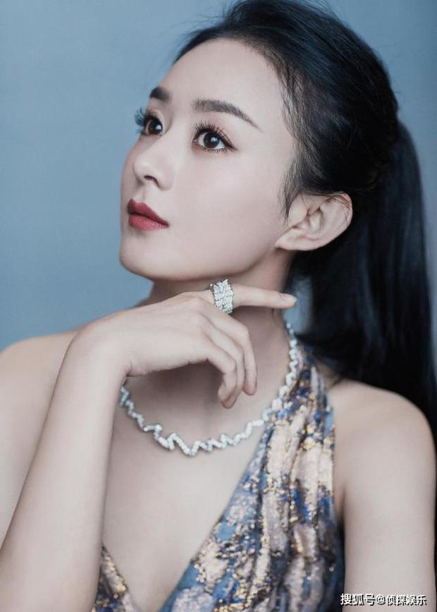 Bàn cân so sánh 5 tiểu Hoa đán hậu 85: Dương Mịch - Angela Baby lận đận tình duyên, Triệu Lệ Dĩnh có quá nhiều mối lo ngại - Ảnh 8.