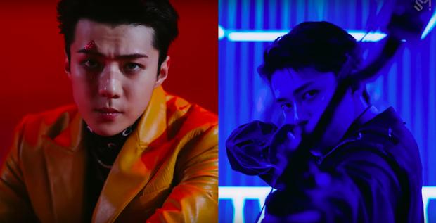 Rùng mình với loạt thuyết âm mưu trong MV mới của EXO: Kẻ thù mà EXO đang phải chiến đấu chính là nỗi ám ảnh đến từ antifan? - Ảnh 15.