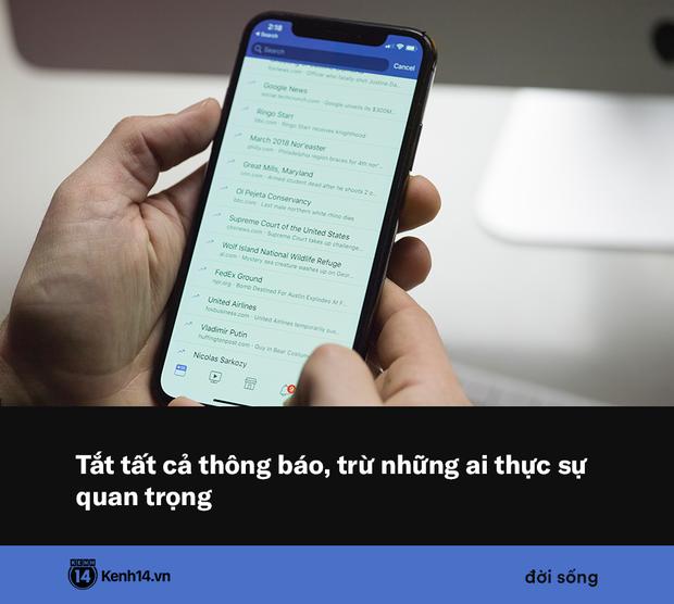 Quá tải vì công việc và lúc nào cũng dán mắt vào điện thoại, đã đến lúc bạn thay đổi từ những gì nhỏ nhất để cân bằng lại cuộc sống - Ảnh 3.