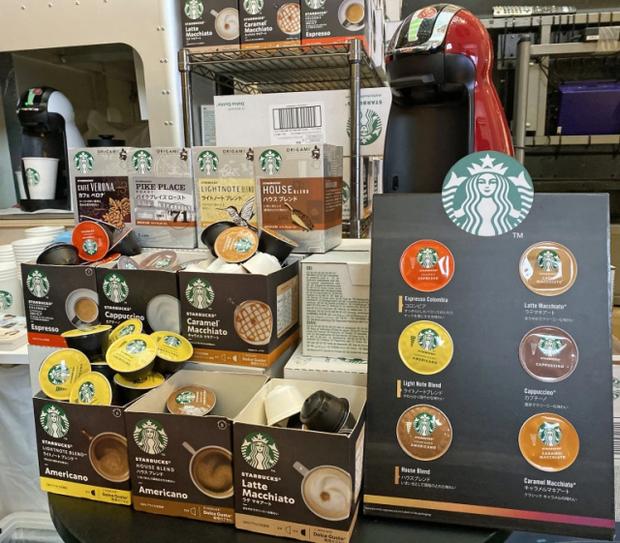 Starbucks lại khiến dân tình mắt chữ A, miệng chữ O với phiên bản ly sứ siêu to khổng lồ nặng tới 9,5kg - Ảnh 6.