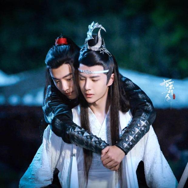 3 cặp huynh đệ hot nhất xứ Trung: Chỉ có Vương Nhất Bác - Tiêu Chiến là đình đám cả đôi? - Ảnh 10.