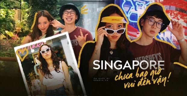 """Lạc lối ở """"thiên đường mua sắm"""" Singapore với hàng trăm local brand bao vây! - Ảnh 1."""