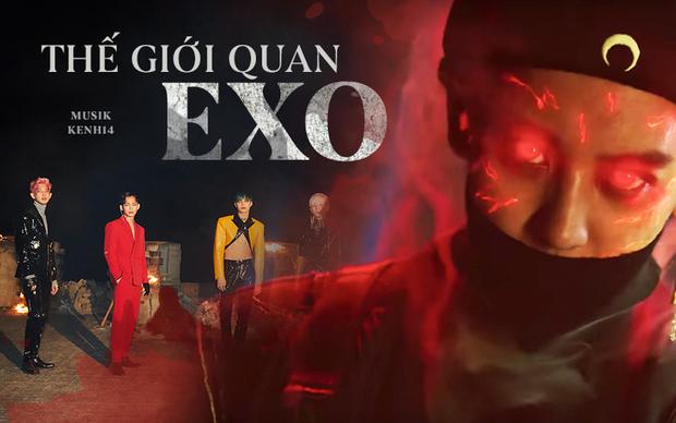 Rùng mình với loạt thuyết âm mưu trong MV mới của EXO: Kẻ thù mà EXO đang phải chiến đấu chính là nỗi ám ảnh đến từ antifan? - Ảnh 1.