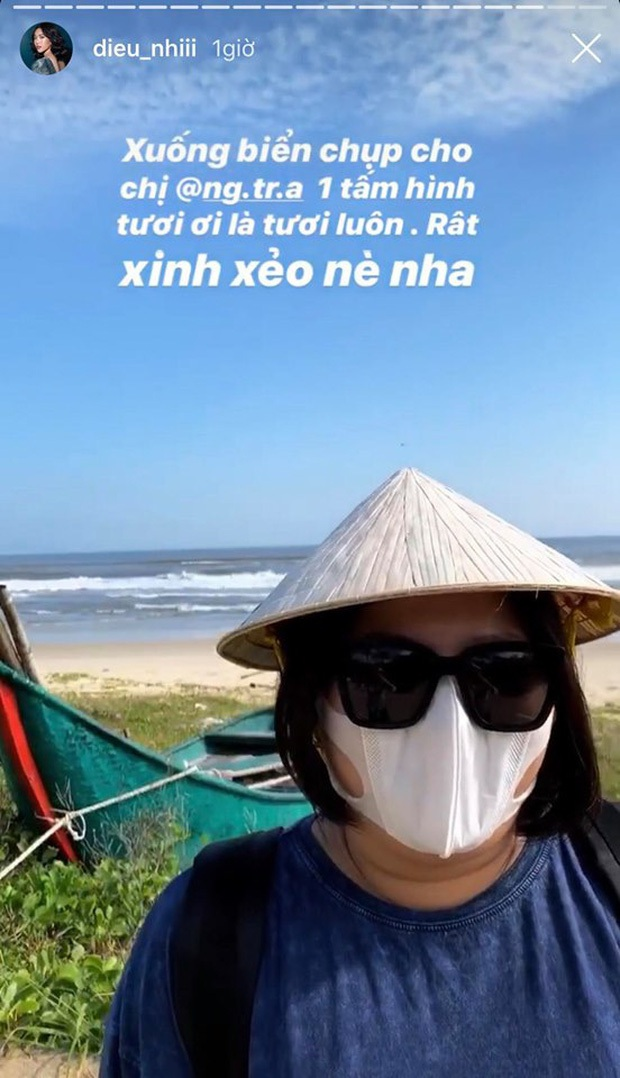 Quản lý tiết lộ Diệu Nhi là một trong những khách mời nổi tiếng được mời đến tham dự buổi off-fan của Quỳnh Trần JP - Ảnh 4.