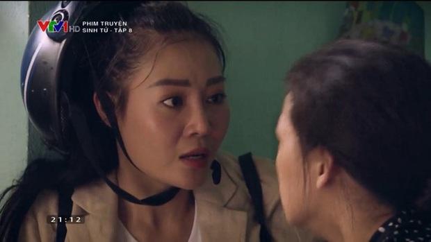 3 chị đại quyền lực ở Sinh Tử: Lan Cave Thanh Hương lên đời nhà báo xịn, Quỳnh Nga bị ám kiếp tiểu tam - Ảnh 8.