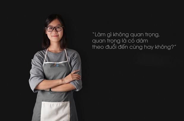 Gác tấm bằng giỏi Ngoại thương, tôi bắt đầu làm lại từ gian bếp - Ảnh 2.