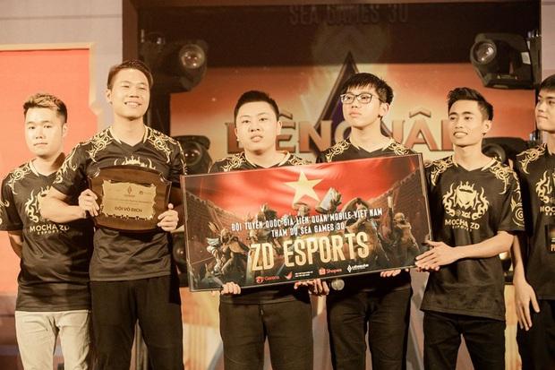 Liên Quân Mobile Việt Nam: Từ AIC đến SEA Games 30, Team Flash đã gọi chờ MZ trả lời! - Ảnh 3.