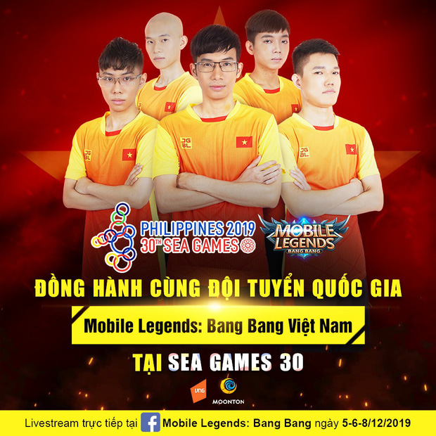 Chân dung binh đoàn soái ca VEC Fantasy Main của Mobile Legends: Bang Bang Việt Nam tham dự đấu trường SEA Games 30 - Ảnh 4.
