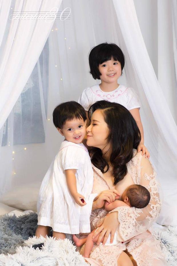5 gia đình sao Việt đông con nhất Vbiz: Nhà vỡ kế hoạch những rất hạnh phúc, nhà đối mặt rủi ro vẫn quyết giữ thai - Ảnh 11.