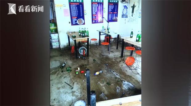 Chỉ thanh toán một phần hóa đơn bữa ăn, người đàn ông tấn công chủ quán rồi vội vã báo cảnh sát trước để ăn vạ - Ảnh 1.