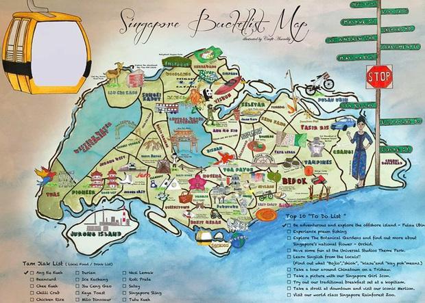 """Lạc lối ở """"thiên đường mua sắm"""" Singapore với hàng trăm local brand bao vây! - Ảnh 8."""