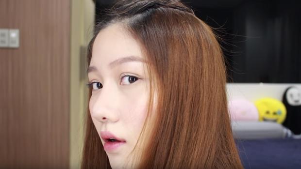 Em gái út sinh năm 1999 của MC Trấn Thành khoe mặt mộc và nhan sắc chặt chém dù chỉ makeup sương sương - Ảnh 2.