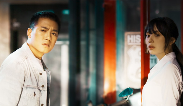 Châu Khải Phong hợp tác với Chu Bin làm MV tiền tỷ, nhưng lại đánh nhau bầm dập vì mỹ nhân từng khiến Noo Phước Thịnh cạo đầu - Ảnh 5.