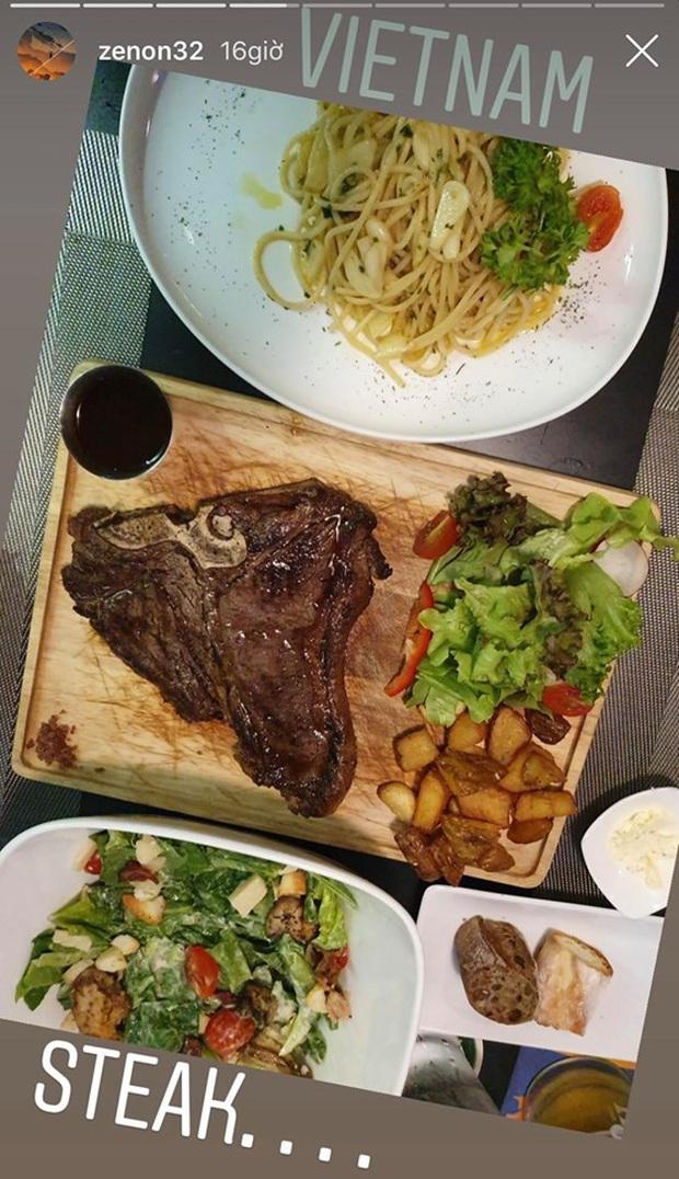 Hậu AAA, quản lý rapper Zico không ngừng đăng ảnh đồ ăn Việt Nam: Ăn một miếng là mê cả đời mà! - Ảnh 7.