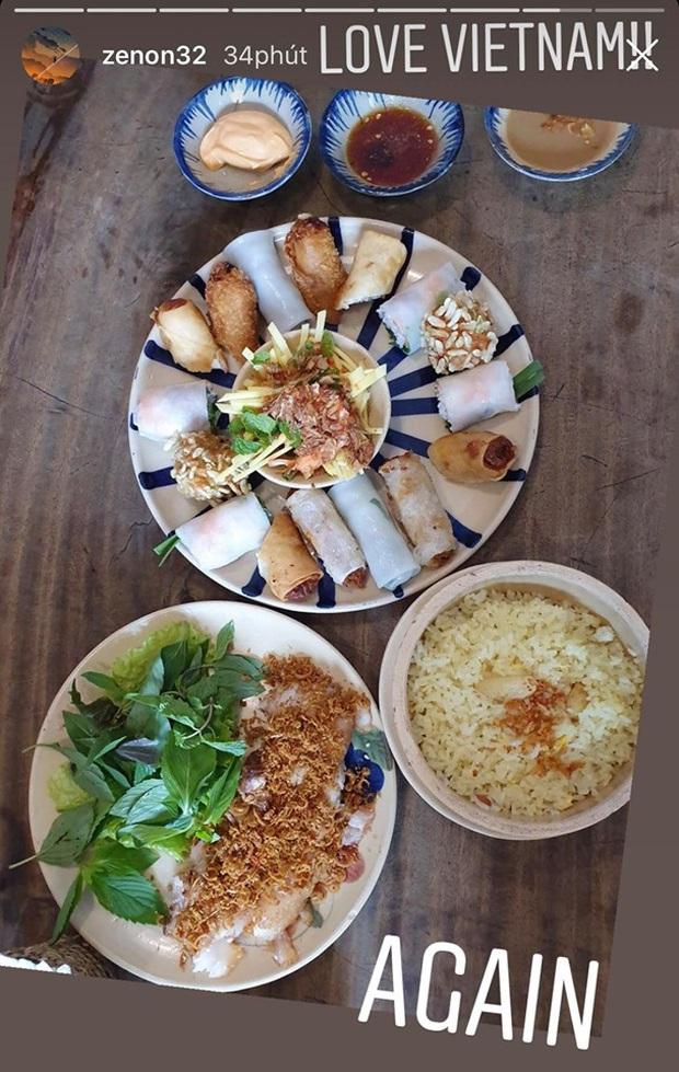 Hậu AAA, quản lý rapper Zico không ngừng đăng ảnh đồ ăn Việt Nam: Ăn một miếng là mê cả đời mà! - Ảnh 12.