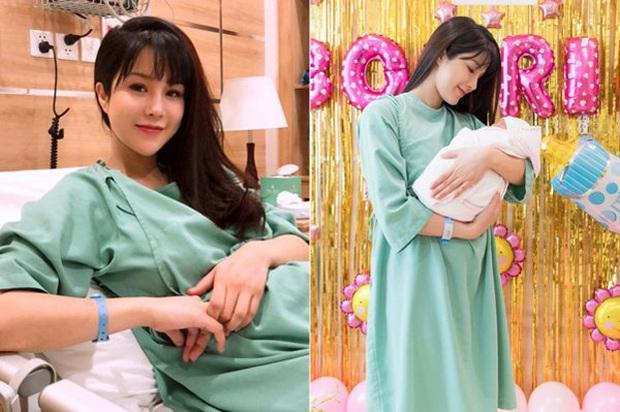 Mỹ nhân Việt tái xuất cực đỉnh hậu sinh con: Lan Khuê, Phương Mai lấy lại thần sắc nhanh chóng, gây sốc nhất là Diệp Lâm Anh - Ảnh 8.
