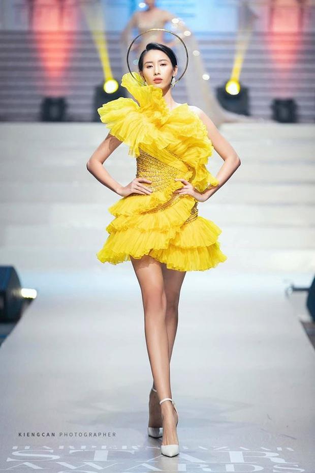 Cựu thí sinh Next Top Model nào đủ sức đánh bại đôi chân dài 1m22 của Lương Thùy Linh? - Ảnh 12.
