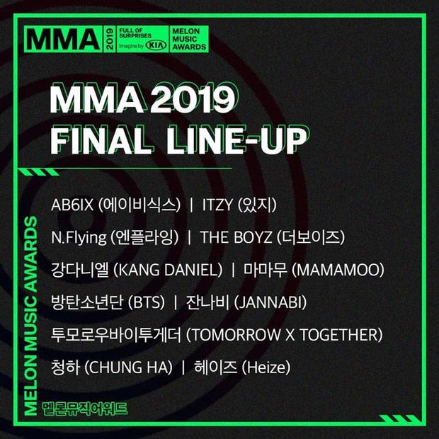MMA 2019 bổ sung thêm 3 cái tên đình đám chốt dàn line-up, fan thở phào vì suýt nữa thì chỉ có 8 nghệ sĩ tham gia - Ảnh 5.