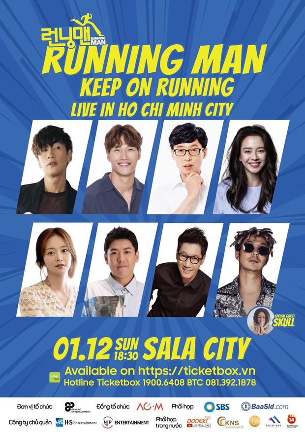 Ngỡ ngàng khoảnh khắc dàn Running Man nói tiếng Việt: Hươu chuẩn bất ngờ, Hổ Kim Jong Kook và Haha quá hài - Ảnh 8.