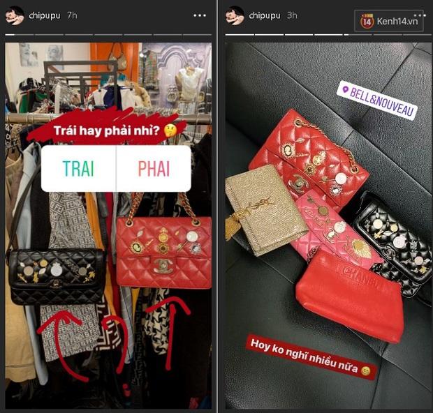 Chi Pu chứng tỏ đẳng cấp shopping sành sỏi khi sắm túi độc từ thương hiệu ruột của Black Pink - Ảnh 2.