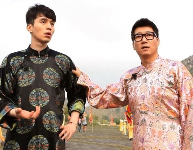 Dàn sao Running Man Hàn Quốc mà diện áo dài thì cũng đẹp đâu thua kém ai! - Ảnh 11.