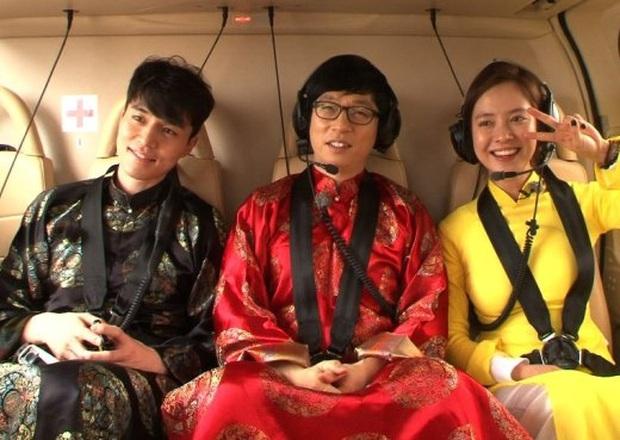 Dàn sao Running Man Hàn Quốc mà diện áo dài thì cũng đẹp đâu thua kém ai! - Ảnh 8.