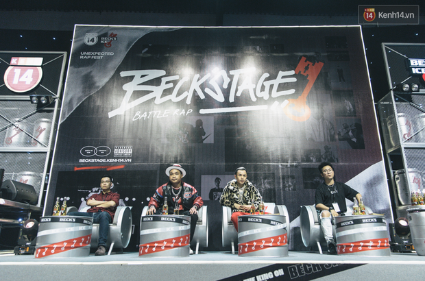 Xem ngay những màn battle rap gay cấn nhất tại vòng Knock-Out của BeckStage: Các đấu thủ để lại những cơn dư chấn khiến striver không thể ngồi yên! - Ảnh 2.