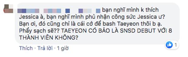 Netizen phản ứng trái chiều khi Taeyeon nhắc đến con số 8 thành viên: Jessica không debut cùng SNSD hay gì? - Ảnh 11.