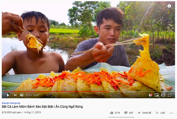 Youtuber nghị lực nhất Việt Nam: ở nhà tre nứa, làm phụ hồ nhưng vẫn gây dựng được channel ẩm thực hơn 760k subscribers - Ảnh 13.