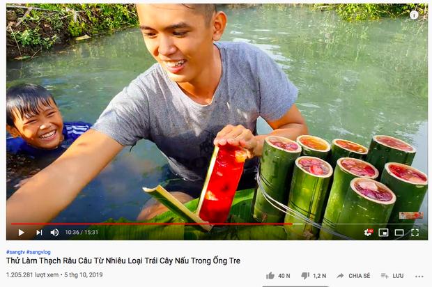 Youtuber nghị lực nhất Việt Nam: ở nhà tre nứa, làm phụ hồ nhưng vẫn gây dựng được channel ẩm thực hơn 760k subscribers - Ảnh 17.