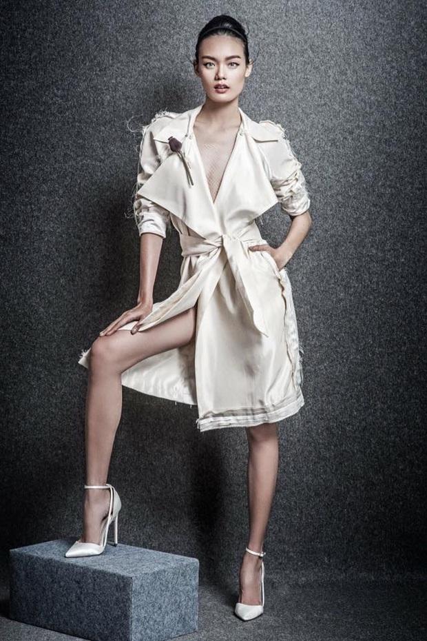 Cựu thí sinh Next Top Model nào đủ sức đánh bại đôi chân dài 1m22 của Lương Thùy Linh? - Ảnh 10.