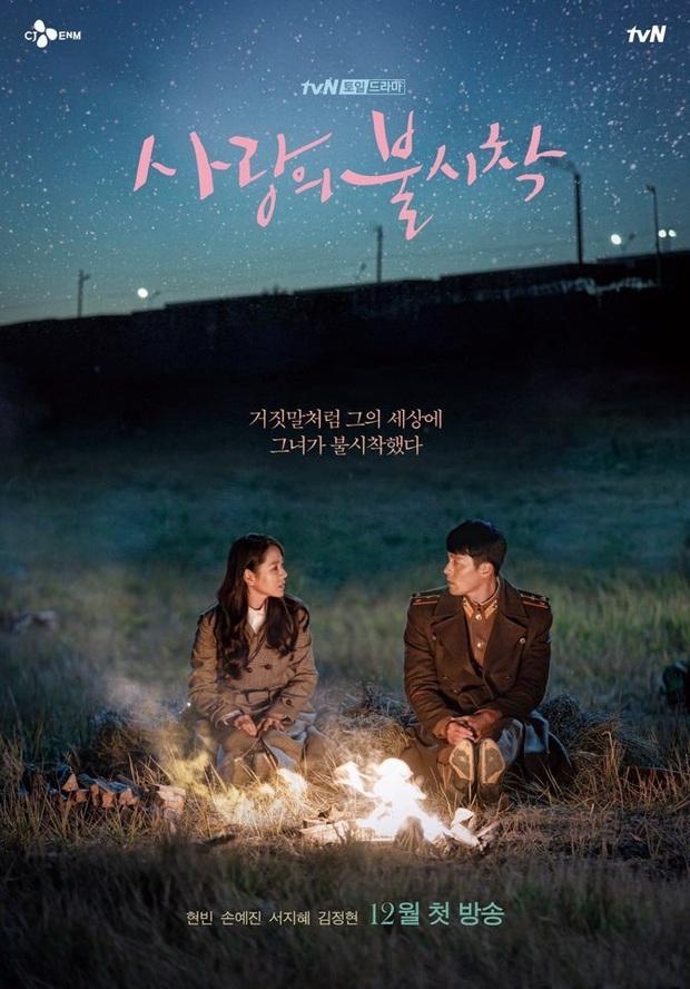 """Phim Hàn cuối năm: Hóng xem cặp đôi quyền lực Hyun Bin - Son Ye Jin có """"cứu"""" nổi tvN - Ảnh 12."""