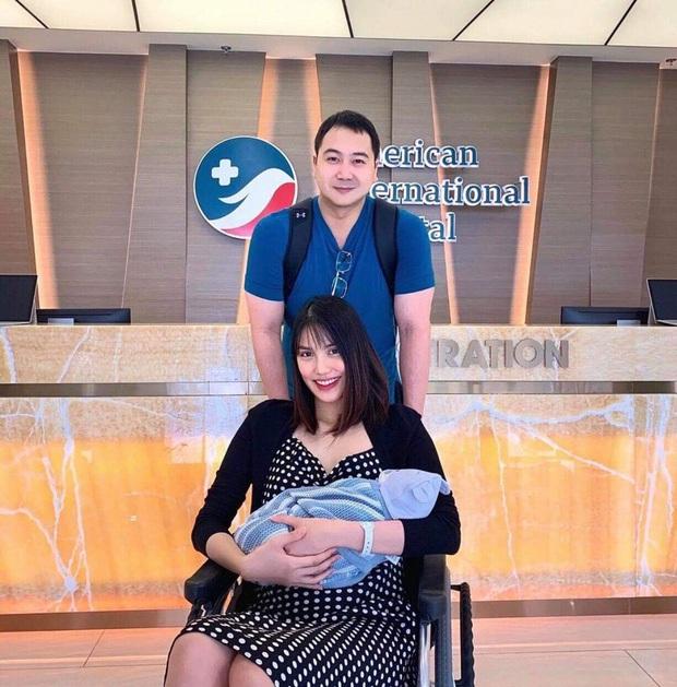 Mỹ nhân Việt tái xuất cực đỉnh hậu sinh con: Lan Khuê, Phương Mai lấy lại thần sắc nhanh chóng, gây sốc nhất là Diệp Lâm Anh - Ảnh 2.