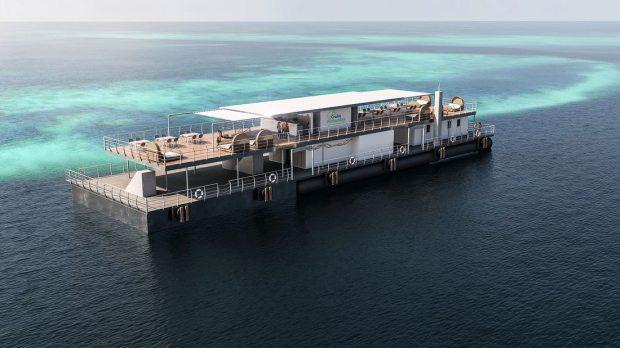 """Khách sạn """"ba chìm bảy nổi"""" cho du khách ngủ cùng… cá dưới biển, dịch vụ tuyệt hảo nhưng lại không có wifi - Ảnh 1."""