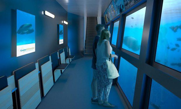 """Khách sạn """"ba chìm bảy nổi"""" cho du khách ngủ cùng… cá dưới biển, dịch vụ tuyệt hảo nhưng lại không có wifi - Ảnh 8."""