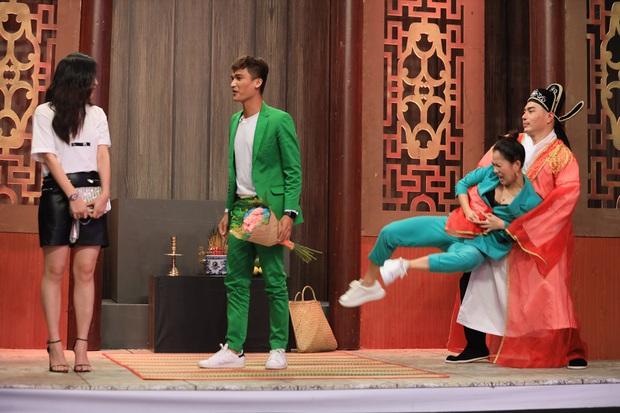Kỳ tài thách đấu: Lâm Vỹ Dạ quyết kéo quần Hari Won, Lê Dương Bảo Lâm - Ảnh 12.