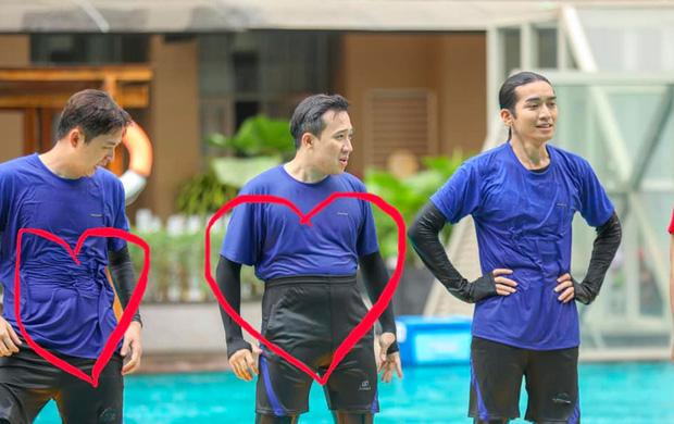 Trái ngược sao nam Vbiz hậu giảm cân: Ngô Kiến Huy, Jun Phạm lột xác thành cực phẩm, Tim và Hữu Vi gây tiếc nuối nhất - Ảnh 2.