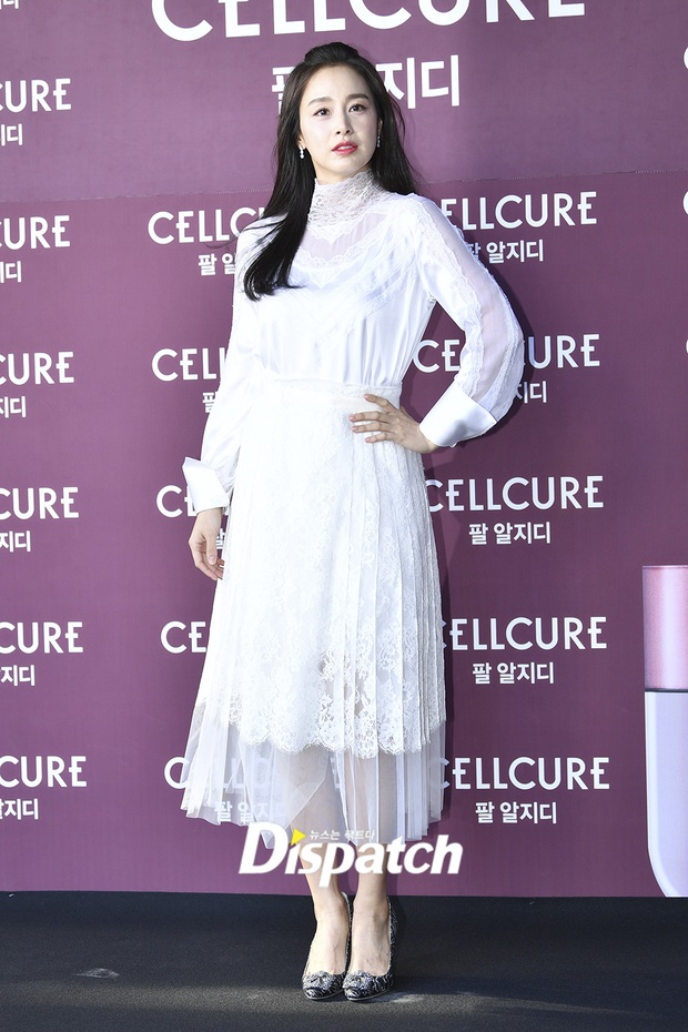 Kim Tae Hee lần đầu chính thức lộ diện sau khi lâm bồn: Lộ khuyết điểm nhưng vẫn được tung hô mẹ 2 con đẹp nhất châu Á - Ảnh 8.