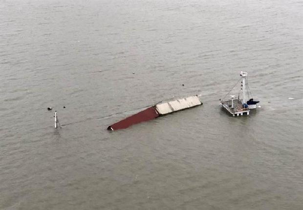 Tàu container của Taobao chìm nghỉm giữa biển, hàng trăm tấn hàng sale 11/11 không thể đến tay khách hàng quốc tế - Ảnh 1.