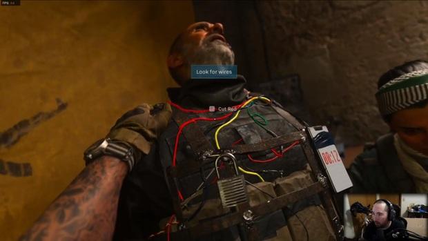Streamer không thể gỡ bom trong game vì lý do hết sức đặc biệt, bạn chắc chắn sẽ bất ngờ! - Ảnh 1.