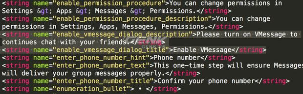 Vingroup sắp làm cả app nhắn tin VMessage tương tự iMessage cho người dùng Vsmart - Ảnh 2.