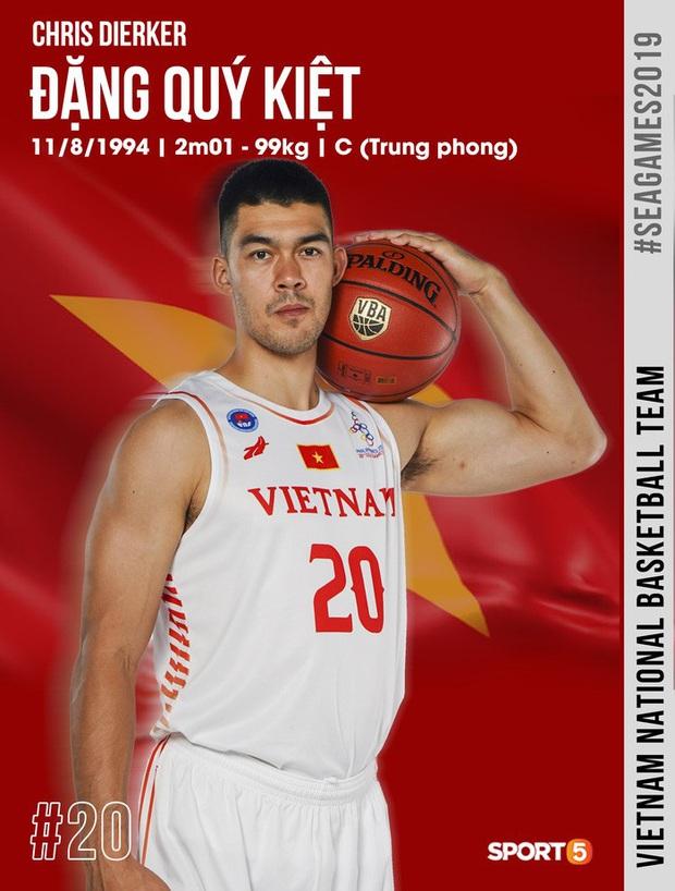 Profile đẹp long lanh của 12 cái tên chính thức trong danh sách tuyển bóng rổ Việt Nam săn huy chương SEA Games 30 - Ảnh 2.