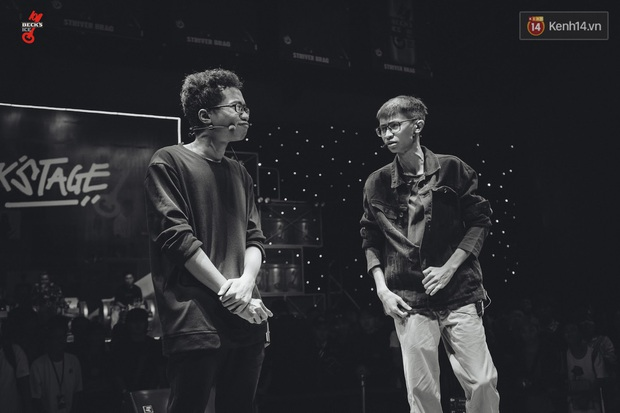 Binz, Đen Vâu, Đông Nhi, Ông Cao Thắng đồng loạt trở thành nguồn cảm hứng cho những câu punchline chất lừ tại Beck'Stage Battle Rap - Ảnh 4.