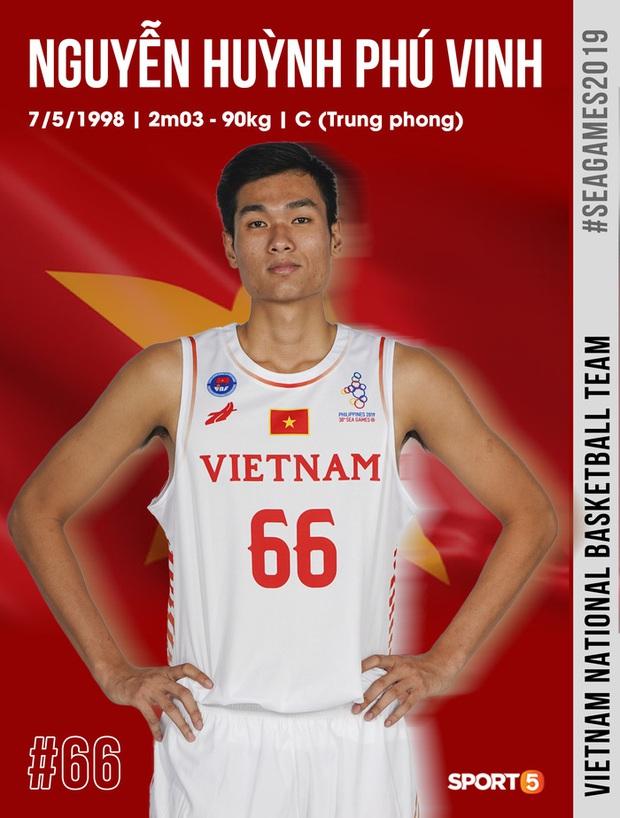 Profile đẹp long lanh của 12 cái tên chính thức trong danh sách tuyển bóng rổ Việt Nam săn huy chương SEA Games 30 - Ảnh 11.