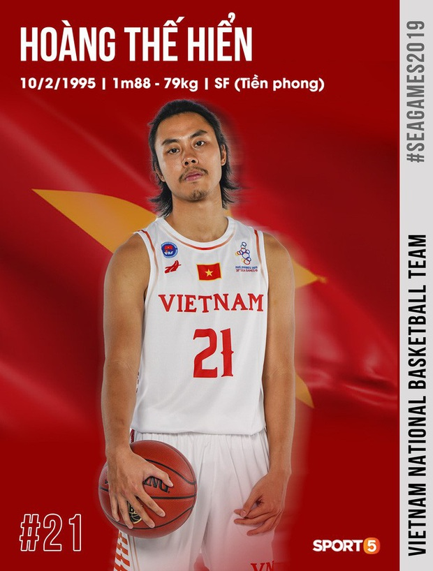Profile đẹp long lanh của 12 cái tên chính thức trong danh sách tuyển bóng rổ Việt Nam săn huy chương SEA Games 30 - Ảnh 12.