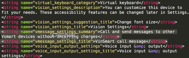 Vingroup sắp làm cả app nhắn tin VMessage tương tự iMessage cho người dùng Vsmart - Ảnh 3.