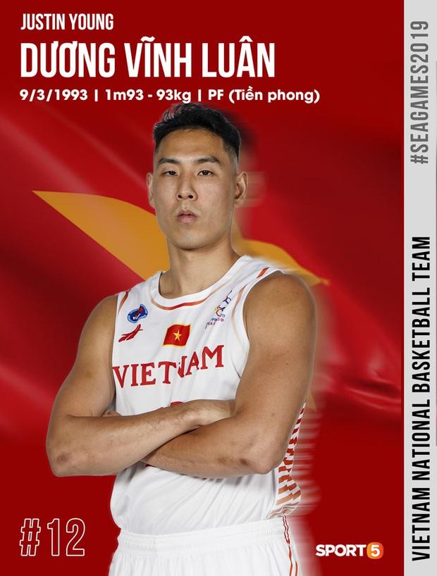 Profile đẹp long lanh của 12 cái tên chính thức trong danh sách tuyển bóng rổ Việt Nam săn huy chương SEA Games 30 - Ảnh 4.