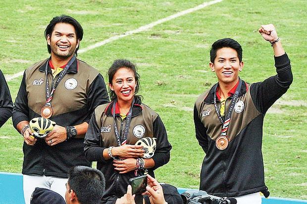 Hoàng gia Brunei cử 4 thành viên tham dự SEA Games 2019: Hoàng tử tài giỏi điển trai, Công chúa xinh đẹp, học vị cao đáng ngưỡng mộ - Ảnh 5.